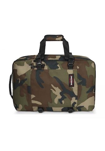 Eastpak Reisetasche »TRANZPACK, Camo«, mit Rucksackfunktion, enthält recyceltes... kaufen