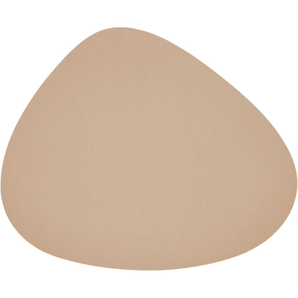 stuco Platzset »Kaja - Stone-Shape«, (Set, 2 St.)