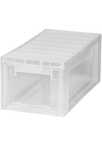 KREHER Aufbewahrungsbox »7 Liter, mit Schublade« kaufen