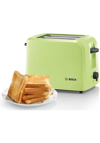 BOSCH Toaster »TAT3A016«, für 2 Scheiben, 980 Watt kaufen