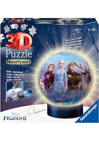 Ravensburger Puzzleball »Disney Frozen II- Nightlight«, Made in Europe, FSC® - schützt Wald - weltweit kaufen