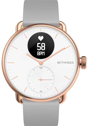 Withings Smartwatch »SCANWATCH HWA09-model 5-All-Int« kaufen