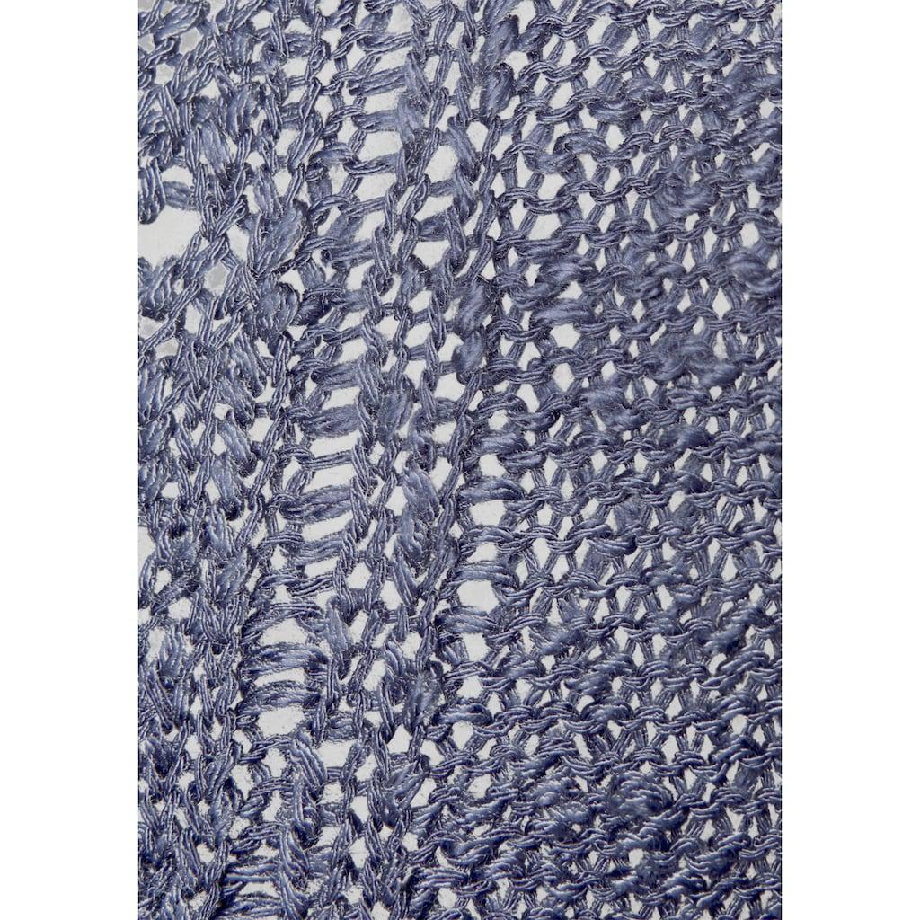 LASCANA Strandpullover, mit Cut-outs an der Schulter