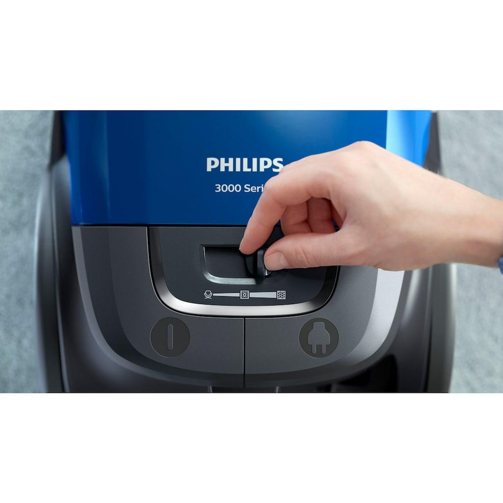 Philips Bodenstaubsauger »3000 series XD3110/09«, 900 W, mit Beutel