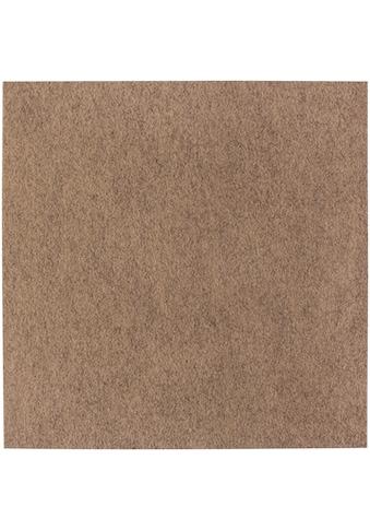 Andiamo Teppichfliese »Skandi Nadelfilz«, rechteckig, 4 mm Höhe, 100 Stück (16 m²),... kaufen