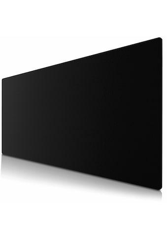 CSL Mauspad Schreibtischunterlage XXL Format »Elegante Leder Optik / 900 x 400 mm Mousepad« kaufen