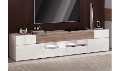 Helvetia Lowboard »Toledo«, Breite 209 cm kaufen
