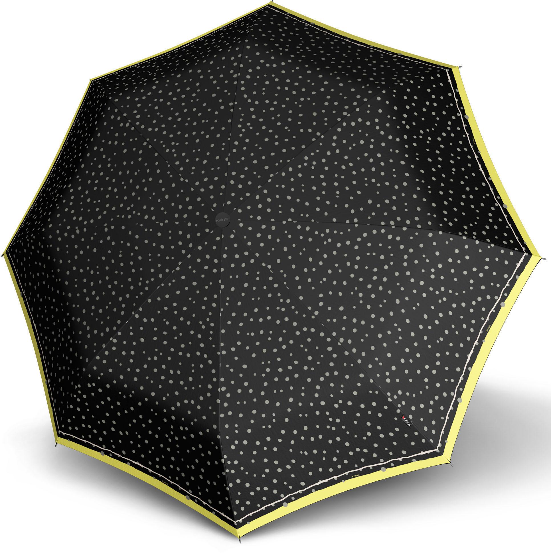 Knirps®, Taschenregenschirm ´´X1´´ | Accessoires > Regenschirme | Schwarz | Polyester | KNIRPS
