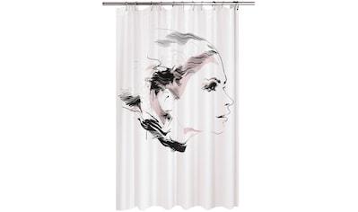 SEE∙MANN∙GARN Duschvorhang »Fräulein« Breite 180 cm kaufen