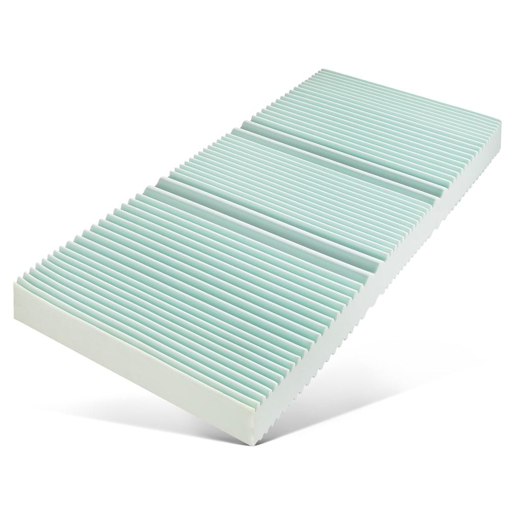 Hemafa Komfortschaummatratze »Cellflex 1800«, 18 cm cm hoch, Raumgewicht: 35 kg/m³, (1 St.)