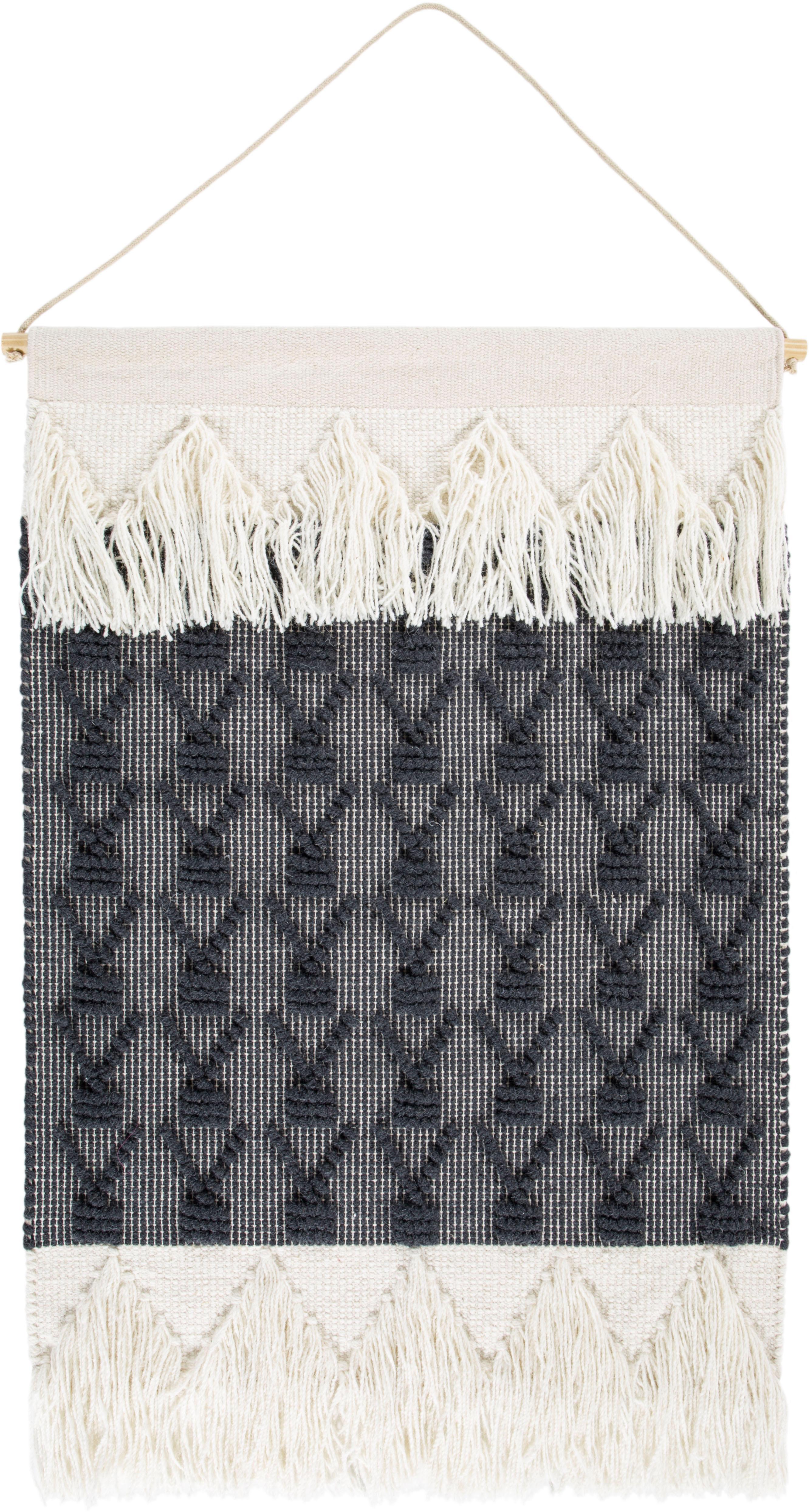 Wandteppich, »Skagen 1«, LUXOR living, rechteckig, Höhe 10 mm, handgewebt günstig online kaufen
