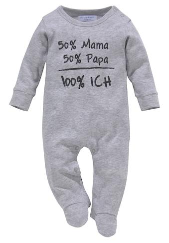 Klitzeklein Schlafanzug »GOTS zertifiziert« kaufen
