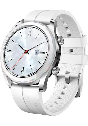 Huawei ELEGANT Smartwatch (3,05 cm / 1,2 Zoll, Watch OS 5) kaufen