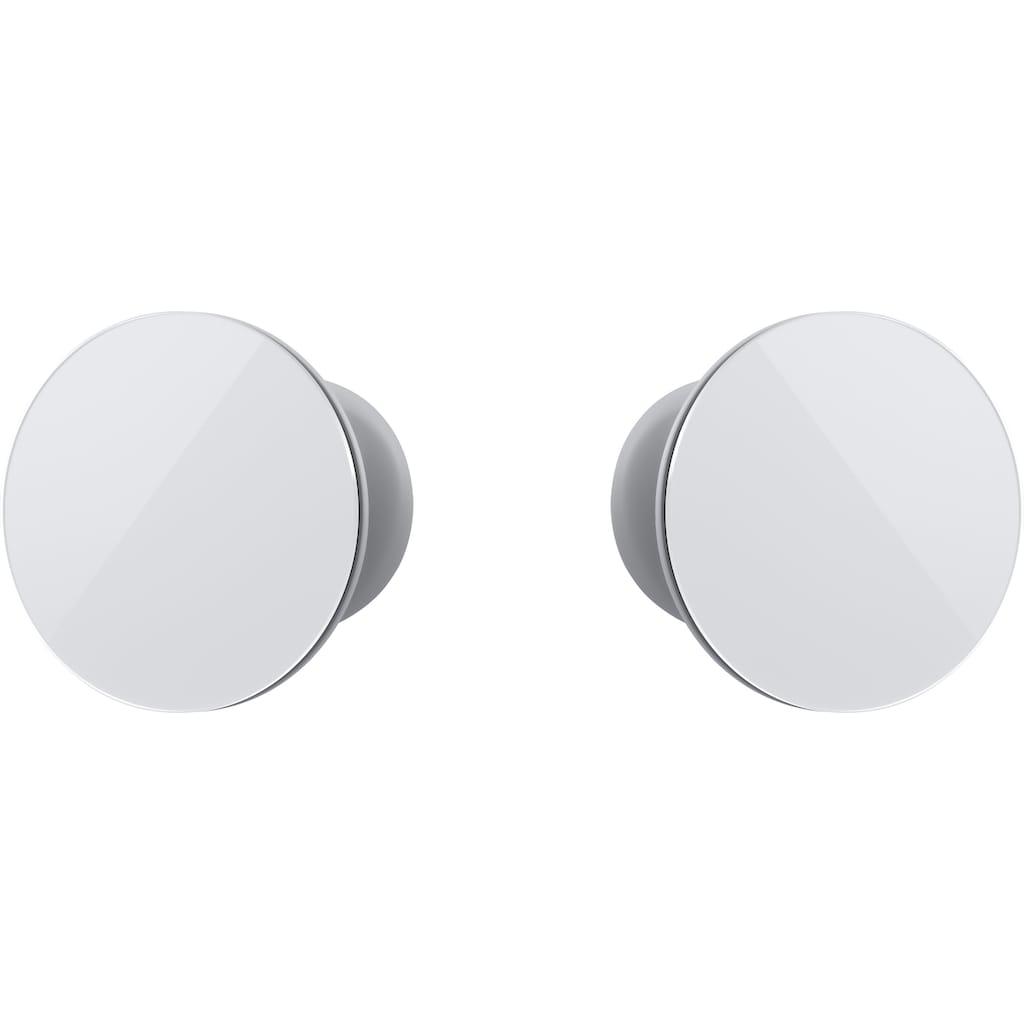 Microsoft wireless In-Ear-Kopfhörer »Surface Earbuds«, Bluetooth, Sprachsteuerung