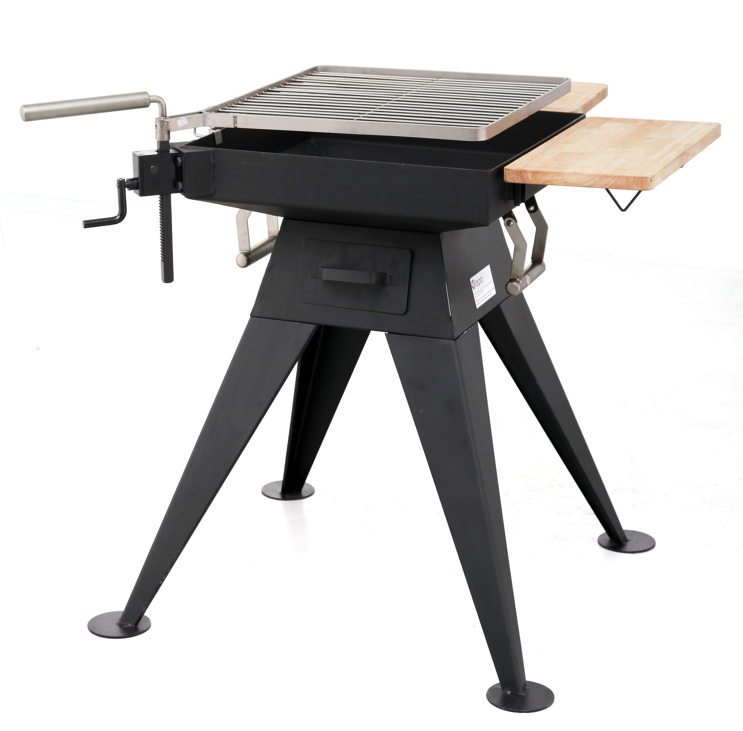 Tepro Holzkohlegrill Kaufen : Tepro chill grill lambada te ab u ac preisvergleich