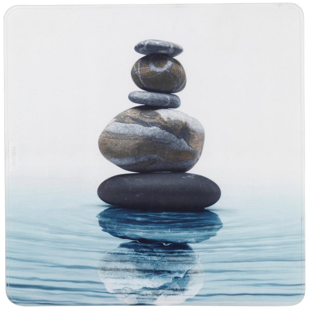 WENKO Duscheinlage »Meditation«