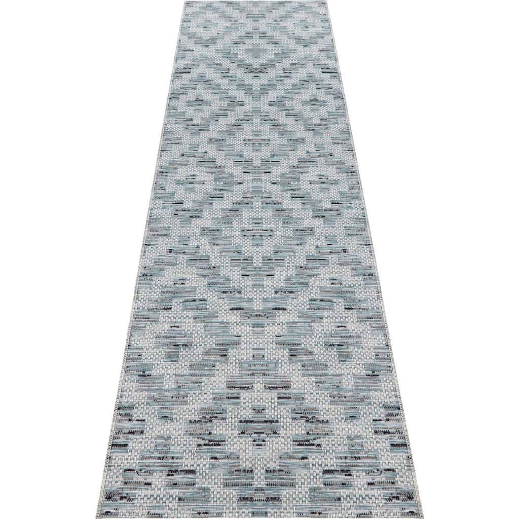 ELLE DECORATION Läufer »Creil«, rechteckig, 3 mm Höhe, In- und Outdoorgeeignet