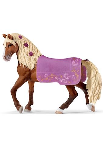 Schleich® Spielfigur »Horse Club, Paso Fino Hengst Pferdeshow (42468)«, mit... kaufen