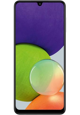 """Samsung Smartphone »Galaxy A22 5G«, (16,72 cm/6,6 """", 128 GB Speicherplatz, 48 MP Kamera) kaufen"""