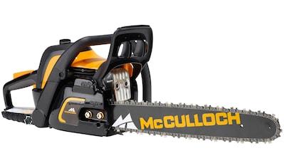 McCulloch Benzin-Kettensäge »CS 50 S, 00096-73« kaufen