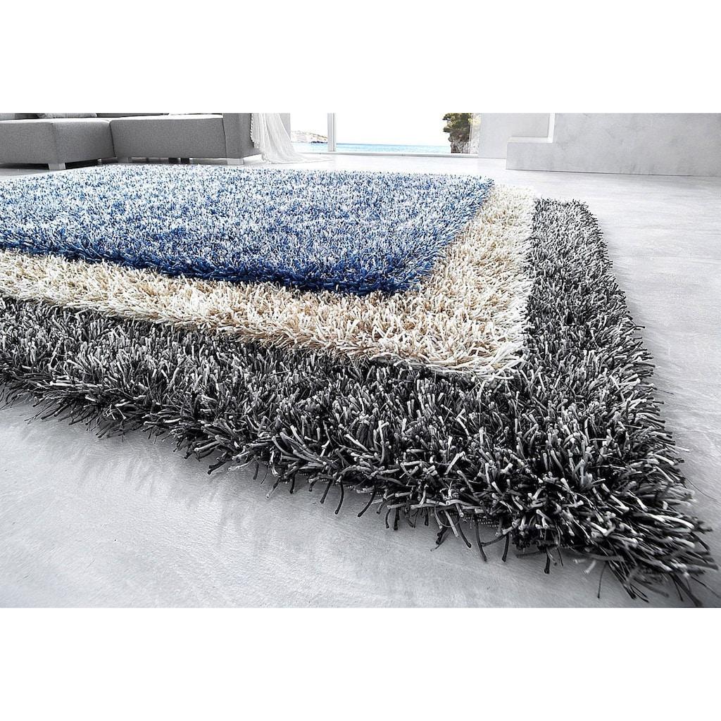 THEKO Hochflor-Teppich »Girly«, rechteckig, 50 mm Höhe, besonders weich durch Microfaser