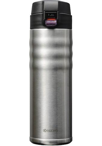 KYOCERA Isolierflasche »Flip Top«, Fassungsvermögen 500 ml, Höhe 21 cm kaufen