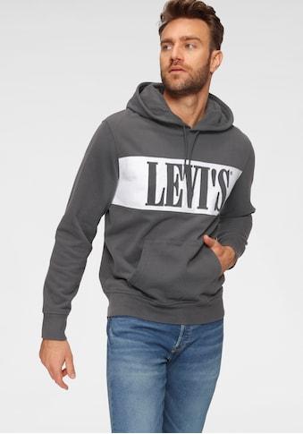 Levi's® Kapuzensweatshirt »SERIF« kaufen