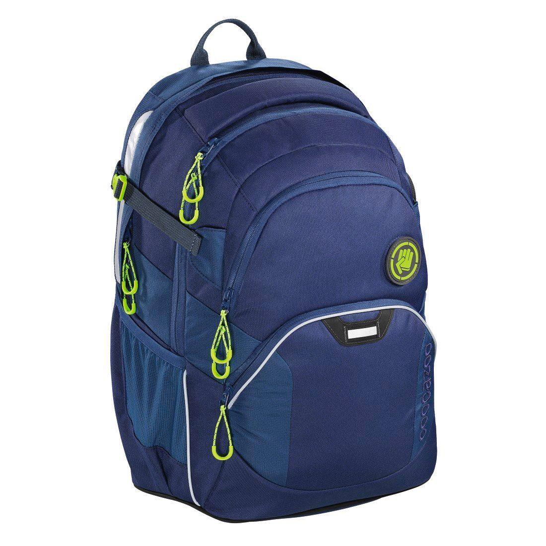 coocazoo Coocazoo Rucksack ´´JobJobber2´´ mit Laptopfach, Seaman »Außenmaße 30 x 45 x 20 cm« | Taschen > Rucksäcke > Sonstige Rucksäcke | Mehrfarbig | COOCAZOO