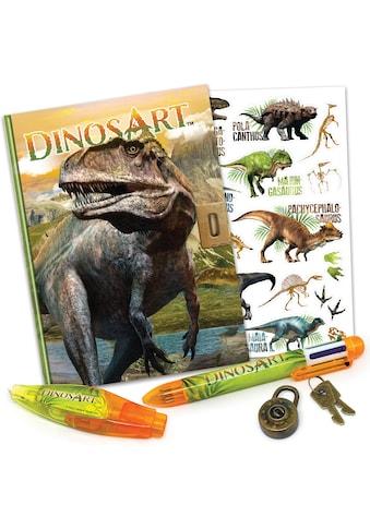 Dinos Art Tagebuch »Dinos Art, Dinos geheimes Tagebuch« kaufen