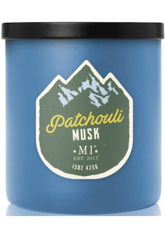 COLONIAL CANDLE Duftkerze »Patchouli Musk«, Höhe ca. 10,8 cm kaufen