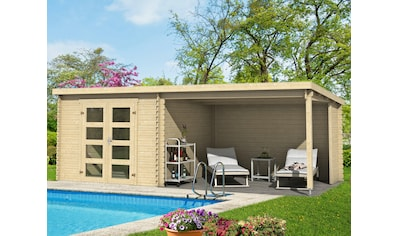 Outdoor Life Products Gartenhaus »Novia 275 Plus« kaufen
