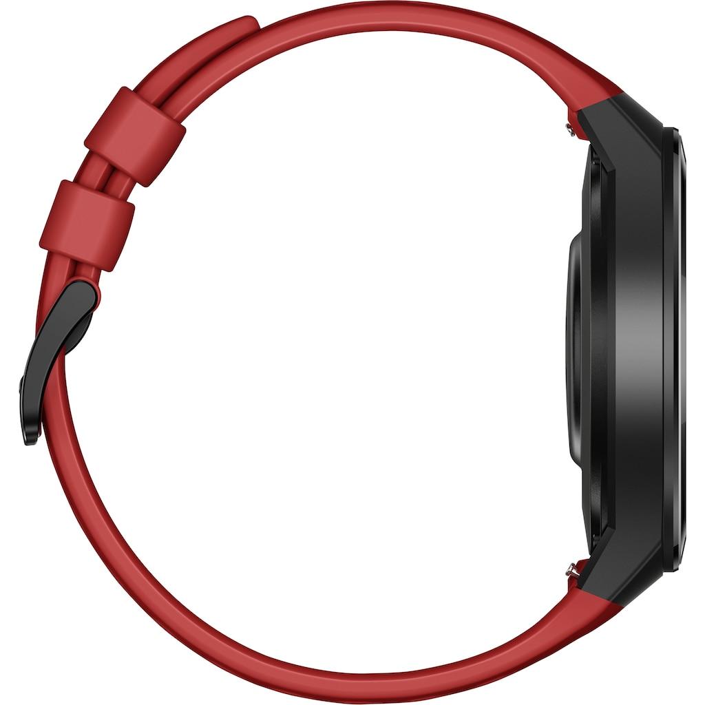 Huawei Smartwatch »Watch GT2e«, (Kirin A1 24 Monate Herstellergarantie)