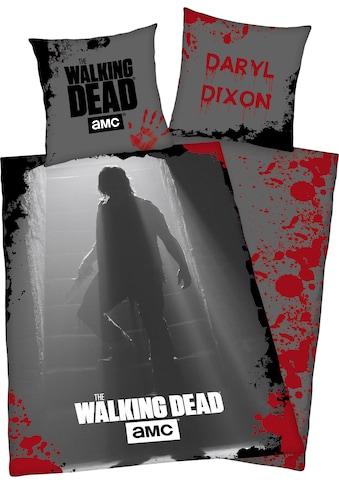 Wendebettwäsche »The Walking Dead«, kaufen