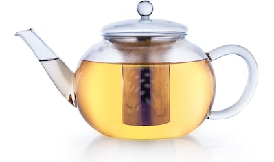 Creano Teekanne, 1,6 l, Borosilikatglas mit Edelstahlfilter kaufen
