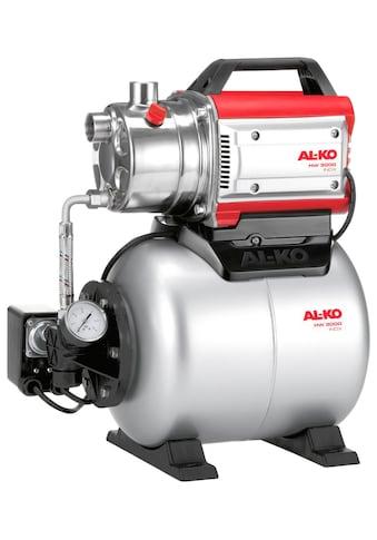AL-KO Hauswasserwerk »HW 3000 Inox Classic«, 3.100 l/h max. Fördermenge kaufen