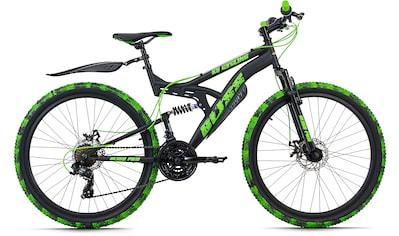 KS Cycling Mountainbike »Bliss Pro«, 21 Gang, Shimano, Tourney Schaltwerk, Kettenschaltung kaufen