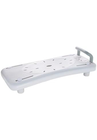 RIDDER Badewannenablage »Comfort«, Ablagebrett für die Badewanne kaufen