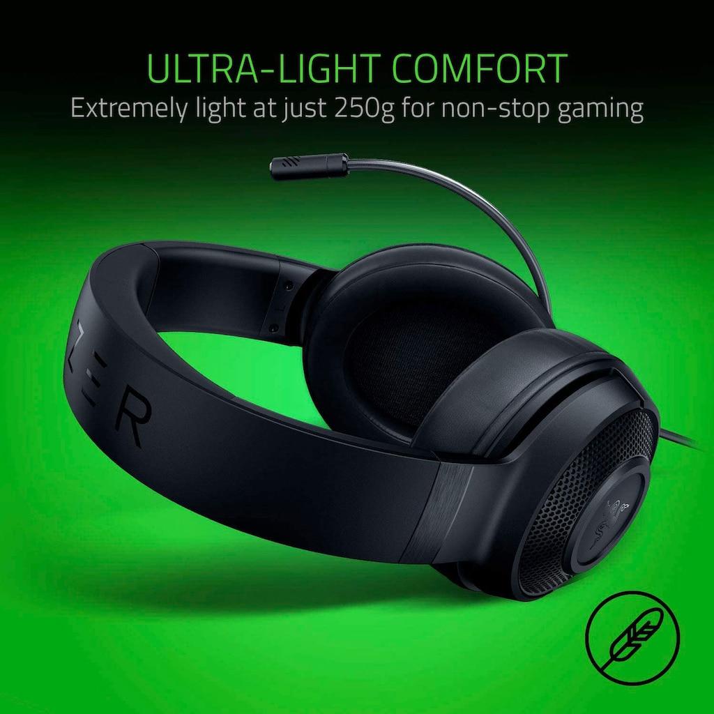 RAZER Gaming-Headset »Kraken X Multi Platform«