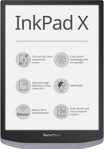 PocketBook E-Book »InkPad X« kaufen