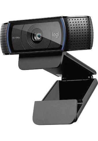 Logitech Webcam »C920 HD PRO«, Full HD kaufen