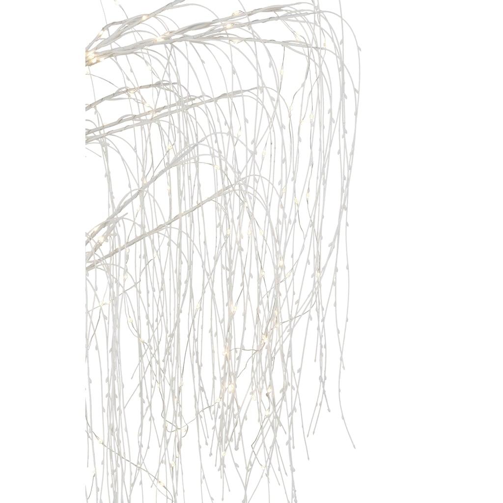 andas LED Baum »Trauerweide«, für den Innen- und Außenbereich