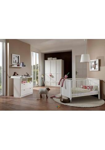 Babyzimmer - Komplettset »Helsingborg« (Set, 3 - tlg) kaufen