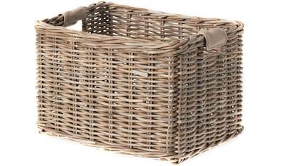 "Basil Fahrradkorb »Hinterradkorb Basil ""Dorset Basket L""« kaufen"
