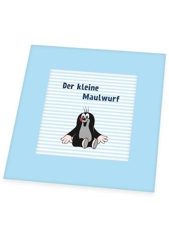 Herding Krabbeldecke »Der kleine Maulwurf, blau« kaufen