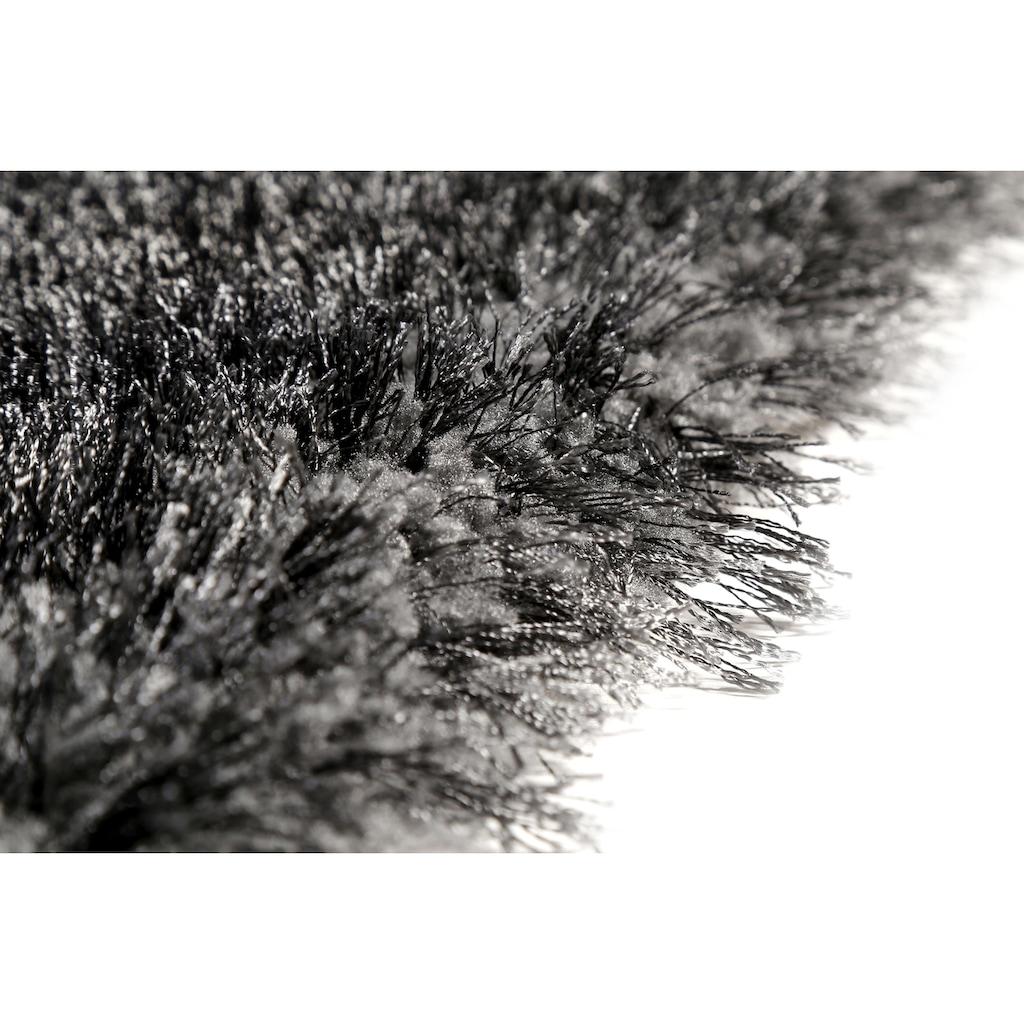 Esprit Hochflor-Teppich »Spa«, rund, 40 mm Höhe