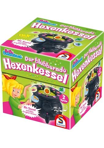 Schmidt Spiele Spiel »Bibi Blocksberg, Der blubbernde Hexenkessel«, mit Sound- und... kaufen