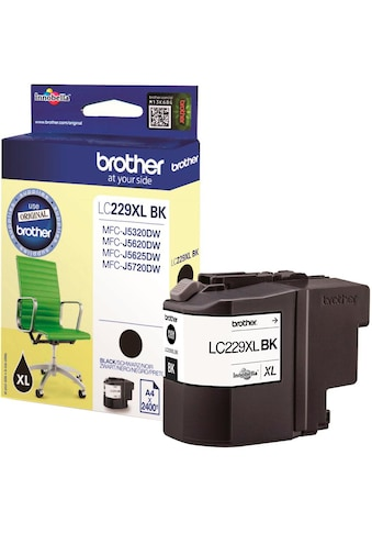 Brother »Brother Tintenpatrone LC 1100 Multipack« Tintenpatrone kaufen