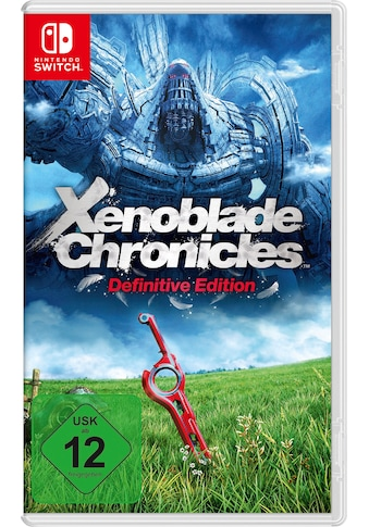Xenoblade Chronicles: Definitive Edition Nintendo Switch kaufen
