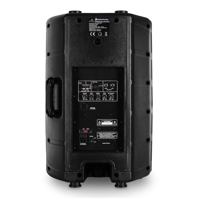 Malone Aktiver 2 Wege PA Lautsprecher Monitor Box Aktivbox 750W RMS »PP 2215A«