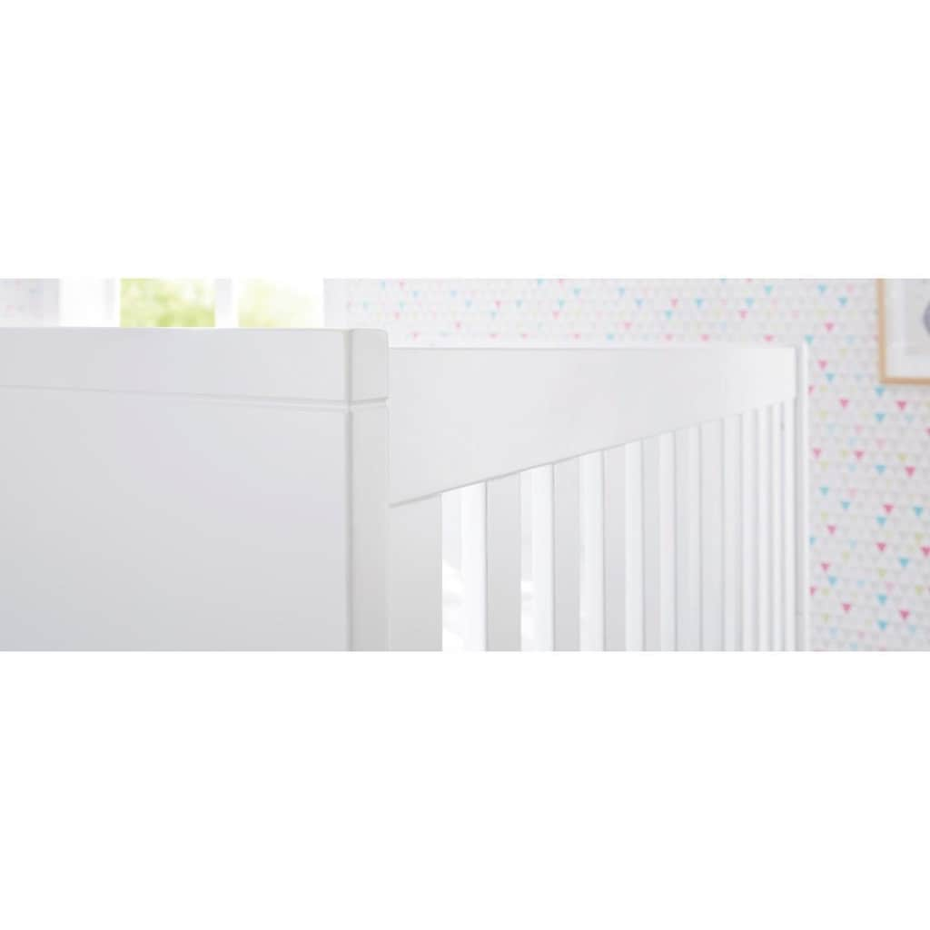 Pinolino® Babyzimmer-Komplettset »Riva«, (Set, 3 St.), extrabeit groß; mit Kinderbett, Schrank und Wickelkommode
